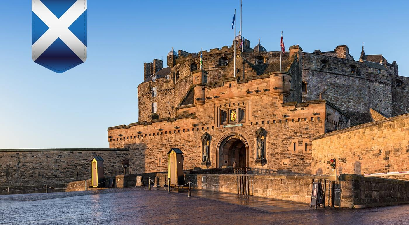 Škótsko: Letecký poznávací zájazd - Po stopách legendy o Statočnom srdci