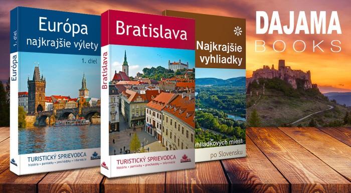 Knihy z vydavateľstva Dajama