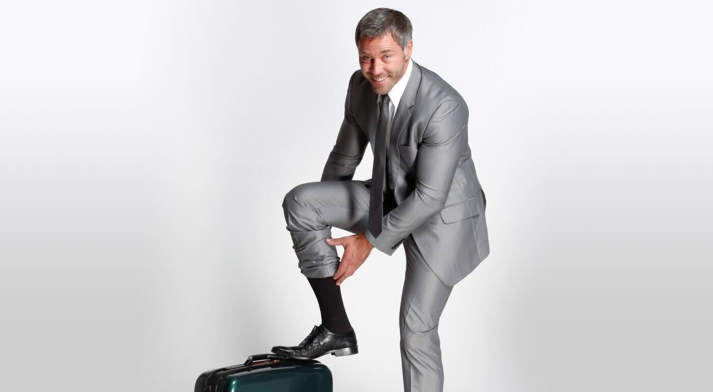 b35f5179df187 Kompresné ponožky Traveno pre dámy i pánov | ZaMenej.sk