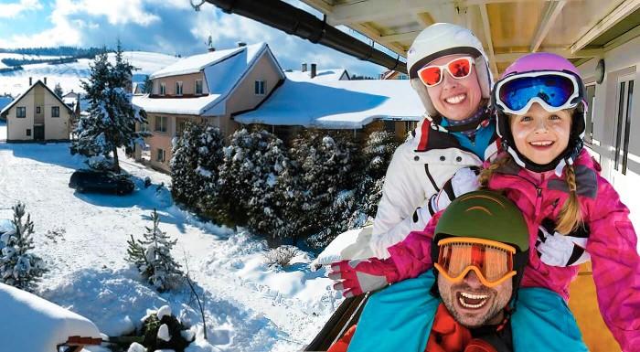 Hľadáte bezstarostné miesto na tohtoročnú lyžovačku? Prijmite pozvanie do Penziónu Zelený dom v blízkosti lyžiarskeho strediska Ski Vitanová a Aquaparku Oravice.
