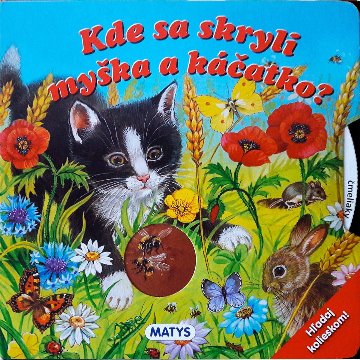 Kde sa skryli myška a káčatko