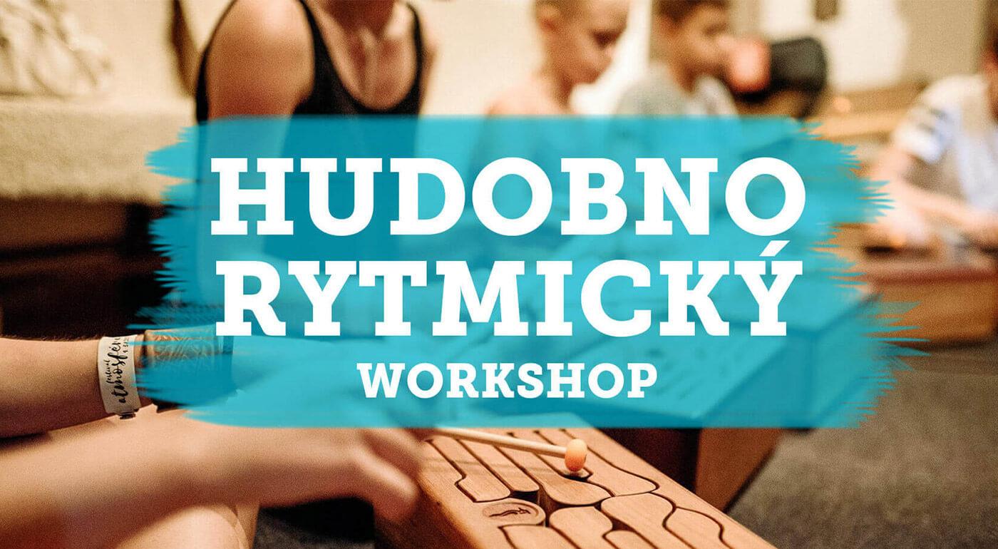 Hudobno-rytmický workshop pre začiatočníkov v bratislavskom Zweng Creative Space