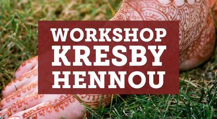 Fotka zľavy: Naučte sa viac o technike zdobenia tela prírodnou farbou henna a presvedčte sa o jej meditatívnych účinkoch. Navyše, budete vyzerať skvelo! Zaujímavý workshop v Zweng Creative Space Bratislava.