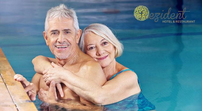 Fotka zľavy: Aj skôr narodení si zaslúžia špičkové procedúry, výbornú stravu a kúpele. Na 6-dňovom rehabilitačnom pobyte GOLD v Hoteli Rezident v Turčianskych Tepliciach o nich bude postarané priam kráľovsky!