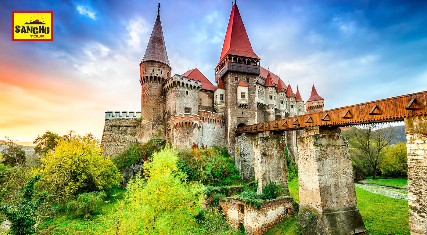 Putovanie po Transylvánii: 7-dňový turisticko-poznávací zájazd do Rumunska