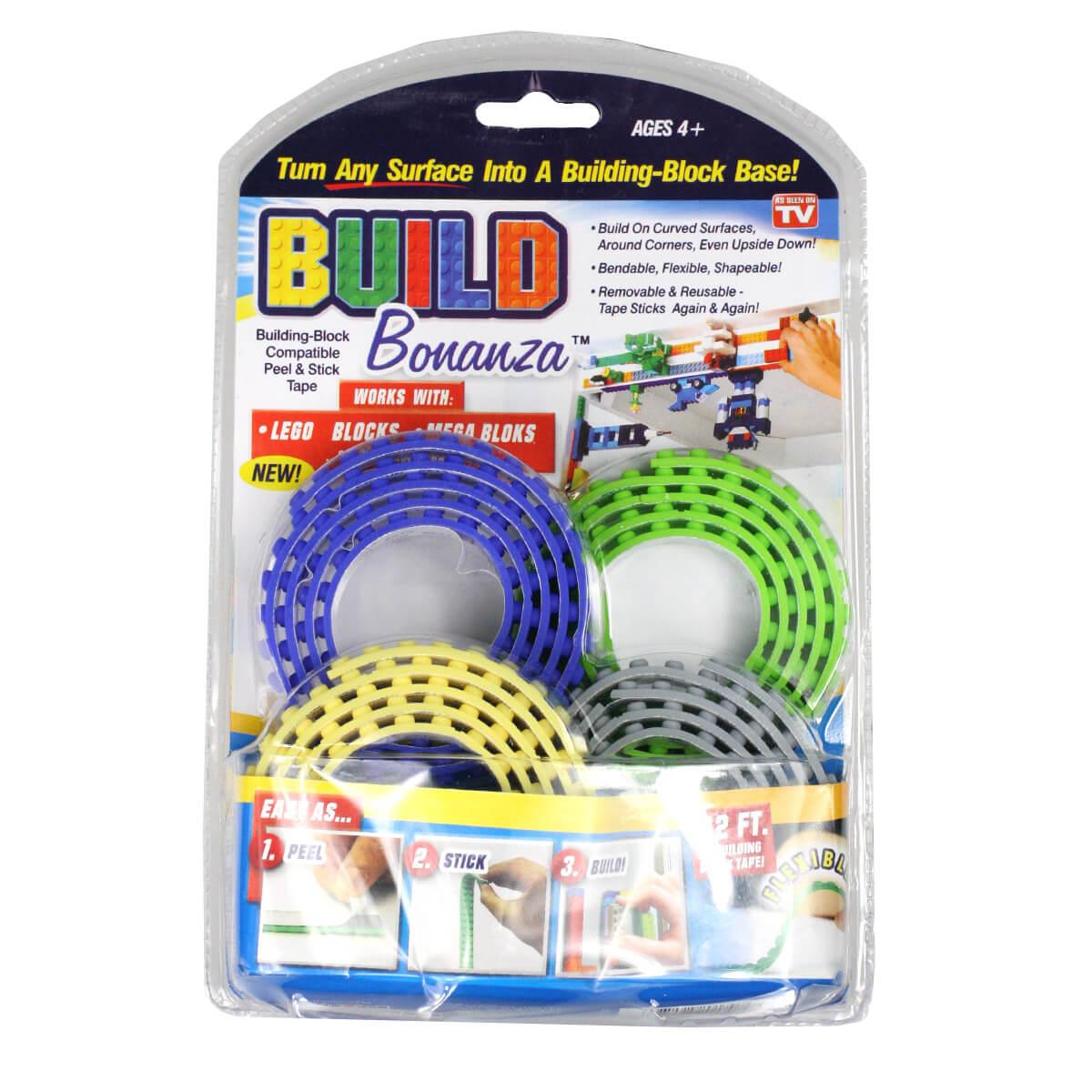Build Bonanza: Lego páska s dĺžkou 3,6 m
