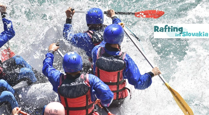 Rafting v umelom kanáli alebo splav Váhu