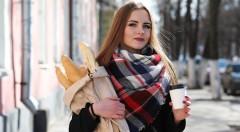 Dámsky maxi šál vyrobený z bavlny a kašmíru, ktorý zahreje aj v tej najväčšej zime - vyberať môžete až z 14 modelov!
