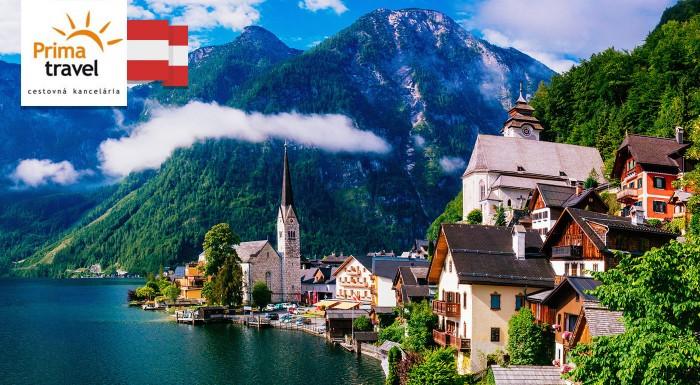 Zľava 29%: Spoznajte zaujímavé rakúske miesta, historické pamiatky alebo úchvatnú prírodu počas plavby po rieke Wolfgangsee. Užite si 2-dňový zájazd do Salzburgu s CK Prima Travel.
