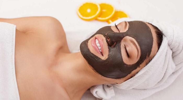 Fotka zľavy: Čokoládová masáž tváre a dekoltu