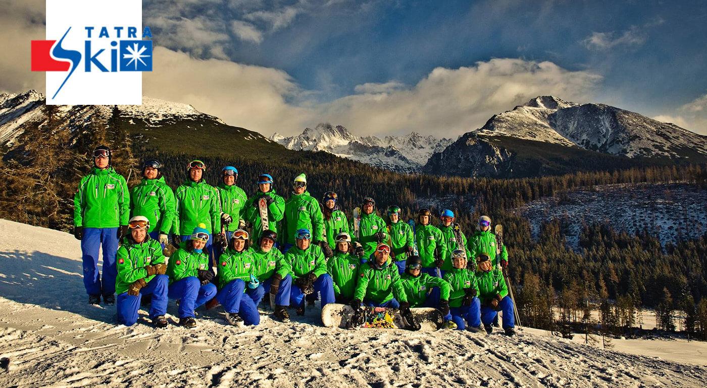 Individuálne lekcie lyžovania alebo snowboardovania pre deti aj dospelých v lyžiarskom stredisku Štrbské Pleso