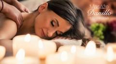 Kráľovská 130-minútová masáž celého tela a tváre v salóne Danillo