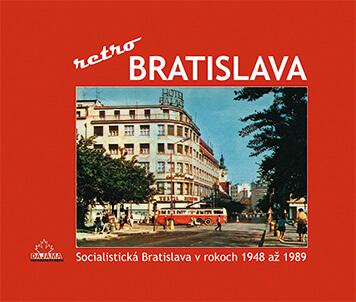 Bratislava - retro - Ján Lacika, vydavateľstvo Dajama