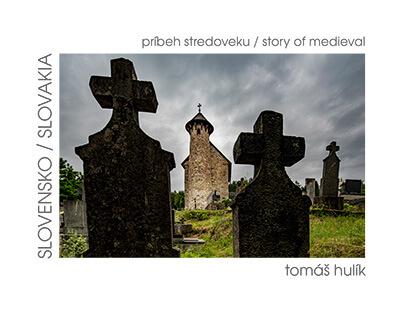Kniha Slovensko - príbeh stredoveku