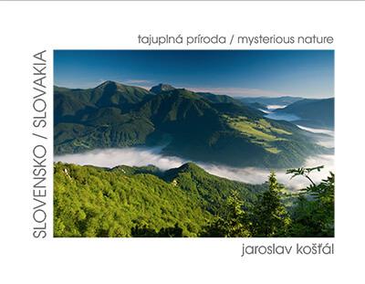 Kniha Slovensko - tajuplná príroda