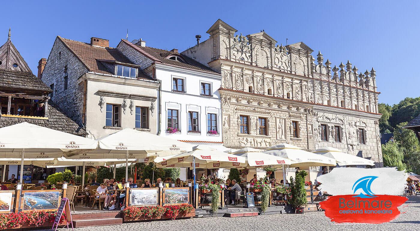 """Krakov, Poľsko: vydajte sa po stopách fascinujúcej histórie na 1-dňovom zájazde """"Oskar Schindler - Od filmu k realite"""""""