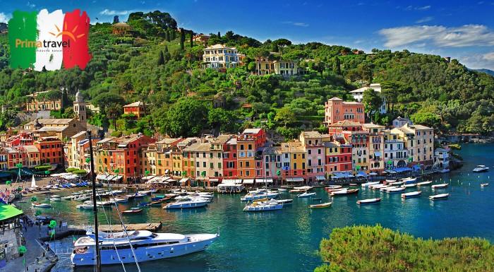 Zľava 26%: Ligúrska riviéra je jedna z najkrajších častí Talianska. Je to raj kvetov, paliem a farebných domčekov. Spoznajte ju na 5-dňovom zájazde s CK prima Travel.