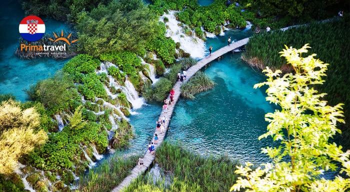 Fotka zľavy: Poznávací zájazd Plitvické jazerá v Chorvátsku