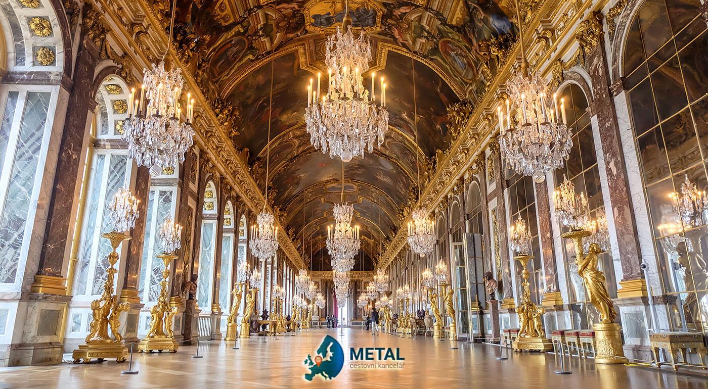 6-dňový zájazd Paríž po stopách francúzskych panovníkov s návštevou najvýznamnejších pamiatok - na výber termíny do novembra 2018