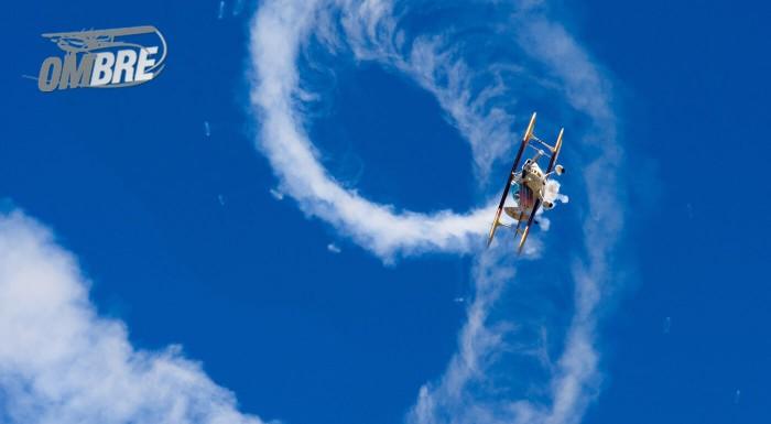 Fotka zľavy: 15-minútový akrobatický let v polostíhačke