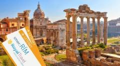Taliansko: Rím na 5-dňovom leteckom poznávacom zájazde s kúpaním na plážach v Ostii