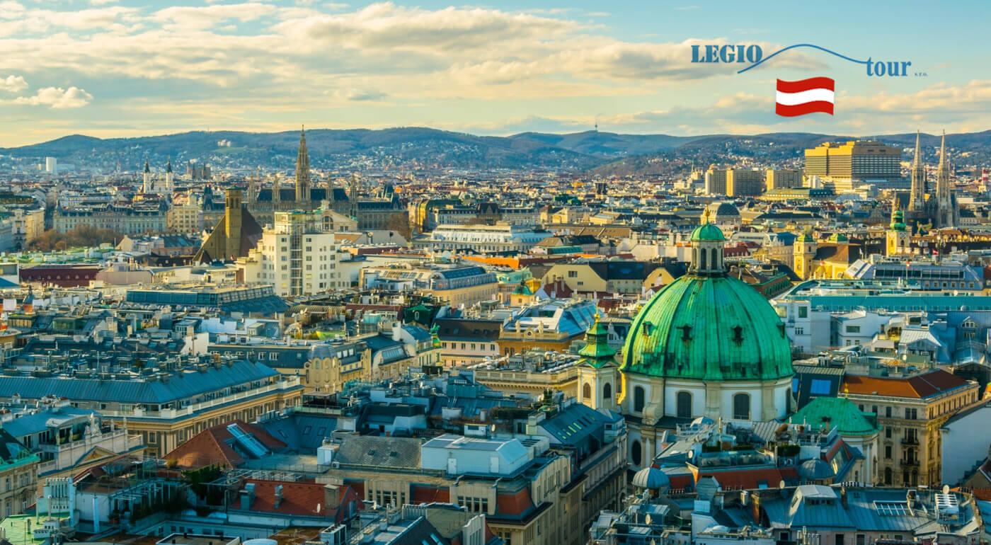Navštívte Viedeň počas Veľkej noci a užite si veľkonočné trhy v historickom centre počas 1-dňového zájazdu