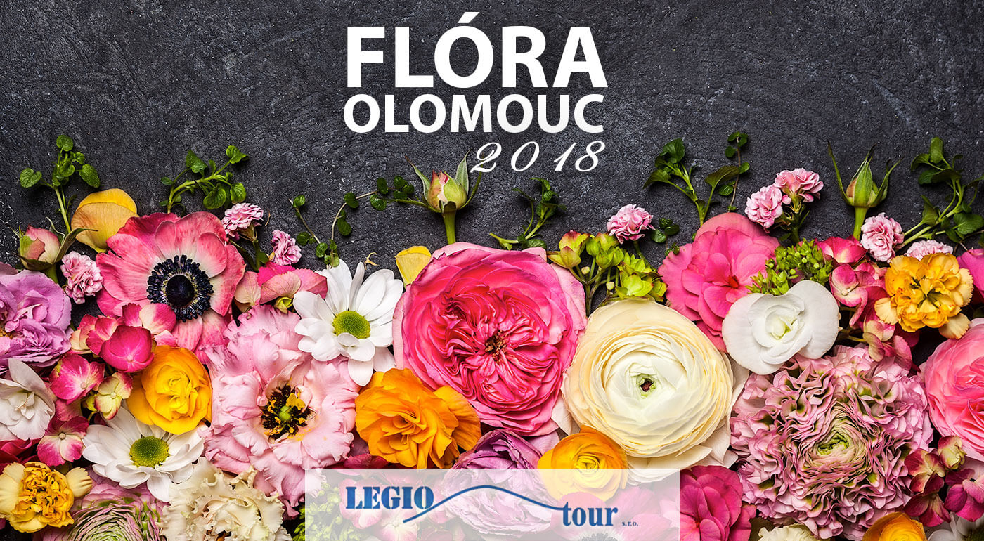 Zájazd na najväčšiu výstavu kvetov v Čechách - Jarná Flora Olomouc