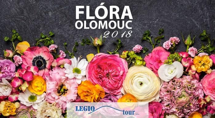 Zájazd na výstavu kvetov FLORA Olomouc