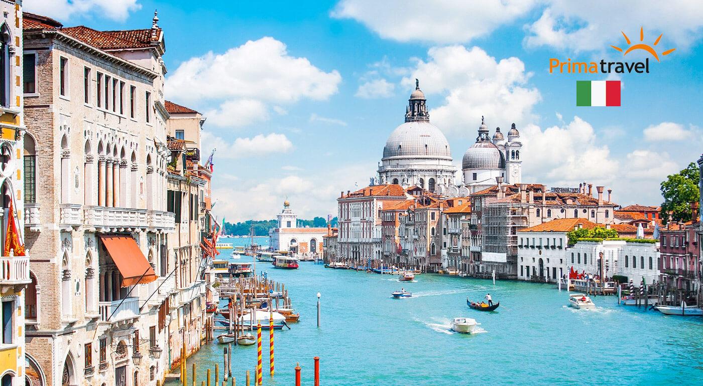 Navštívte Benátky a oddýchnite si v prímorskom letovisku Lido di Jesolo