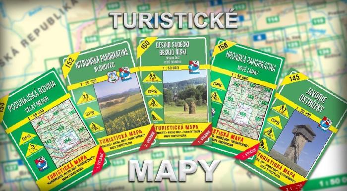Fotka zľavy: Turistické mapy VKÚ Harmanec