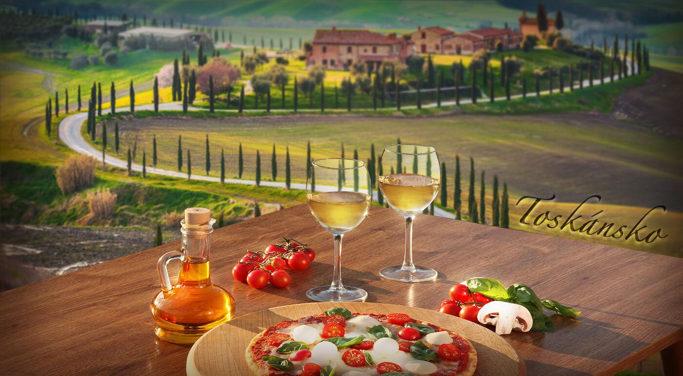 Toskánsko: letná dovolenka v najobľúbenejšej časti Talianska s útulným ubytovaním a raňajkami na 3-5 dní