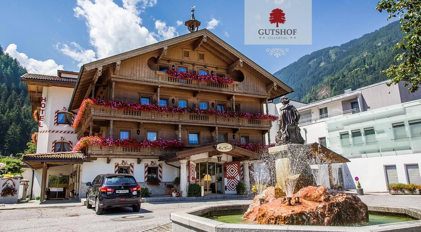 Milujete spojenie lyžovačky a luxusu? Práve pre vás máme v ponuke dovolenku na 3-8 dní v rakúskych Alpách s polpenziou a neobmedzeným wellness. Poteší vás aj kvalitné kozmetické ošetrenie v cene.