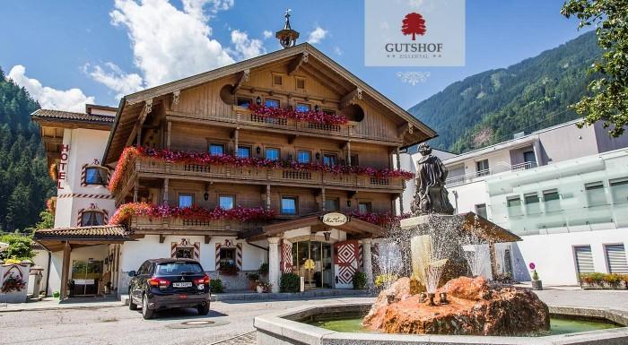 Rakúske Alpy: luxusný pobyt s wellness