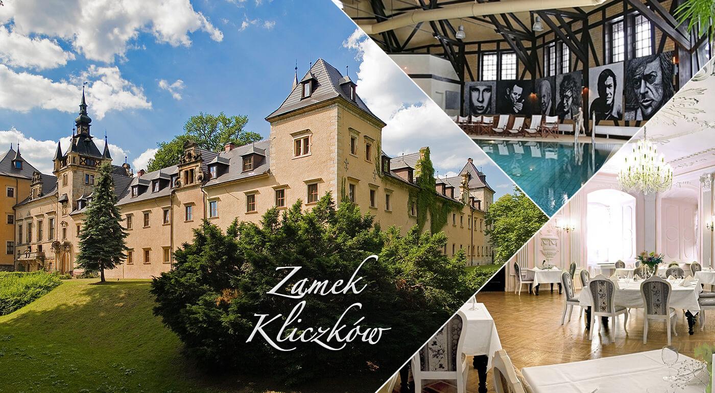 6-dňový pobyt na zámku Kliczków pre 2 osoby s polpenziou (cez víkend)