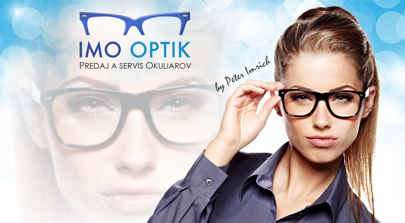 Kompletné dioptrické okuliare v bratislavskej optike Imooptik so širokým  výberom okuliarových rámov 4e96b6f0ee0