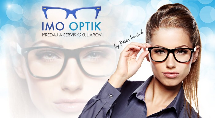 Dioptrické okuliare s odľahčeným sklom Imooptik