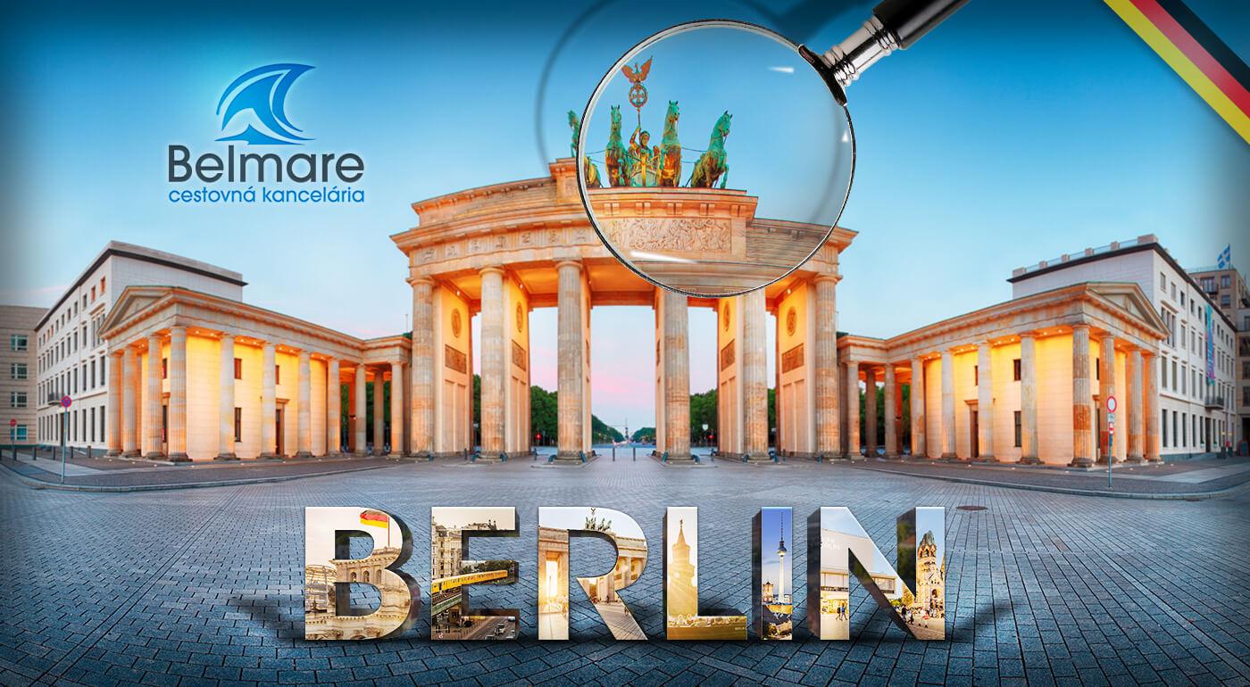 Nemecko: 4-dňový zájazd s prehliadkou Berlína, zámku Moritzburg a najväčšieho krytého aquaparku sveta - Tropical island Krausnick
