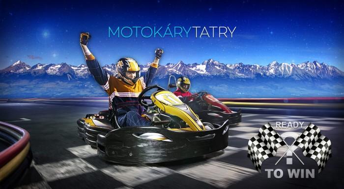 Adrenalín na motokárach vo Vysokých Tatrách