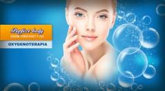 Oxygenoterapia - liečba kyslíkom v salóne Perfect Body