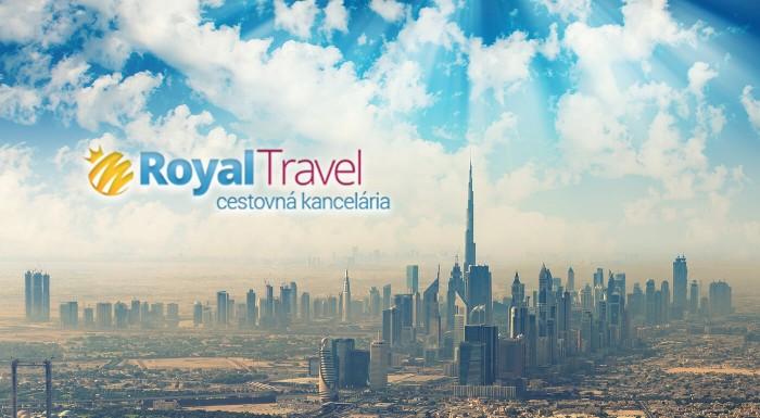 Dubaj a najvyššia budova sveta, Ferrari world park, kúpanie v Indickom oceáne. To všetko a mnoho ďalších nevšedných zážitkov vás čaká na kráľovskej dovolenke od CK Royal Travel.
