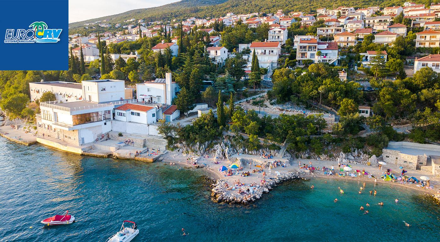 Milujete more? Pláž? Slnko? Ničnerobenie? Pripravte si letnú dovolenku v chorvátskej Crikvenici v pohodlí hotela Dramalj v tichom prostredí priamo pri pláži. Polpenzia v cene!