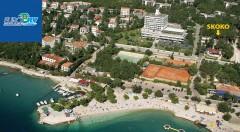 FIRST MOMENT Chorvátsko: letná dovolenka vo Vile Skoko** v Crikvenici s polpenziou a skvelou polohou len 100 m od pláže