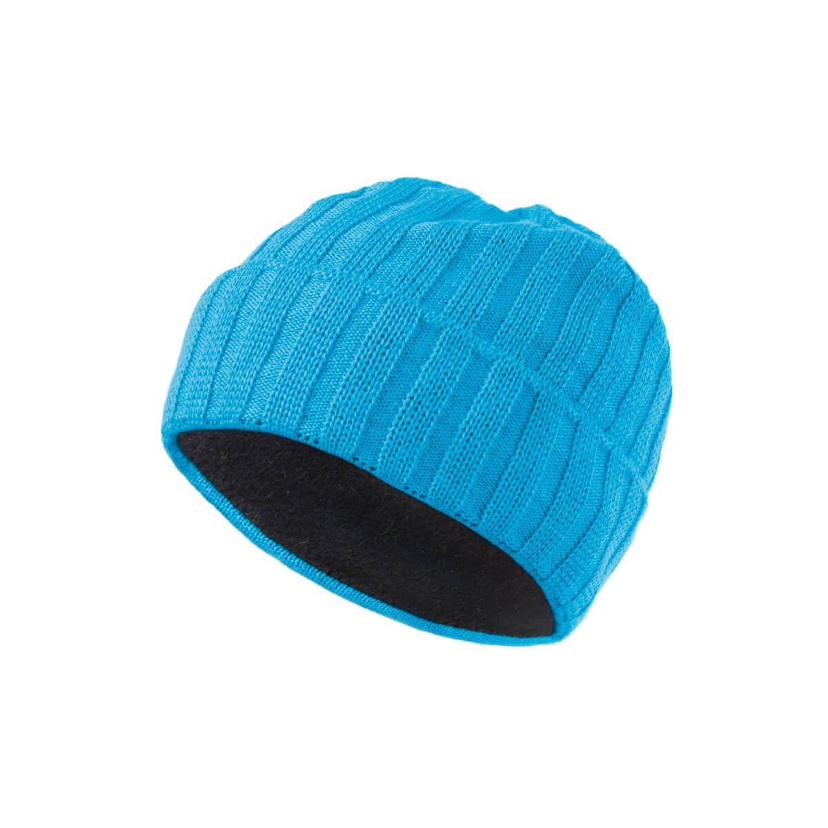 Detská čiapka Jukka Kids Beanie Blue Jewel S