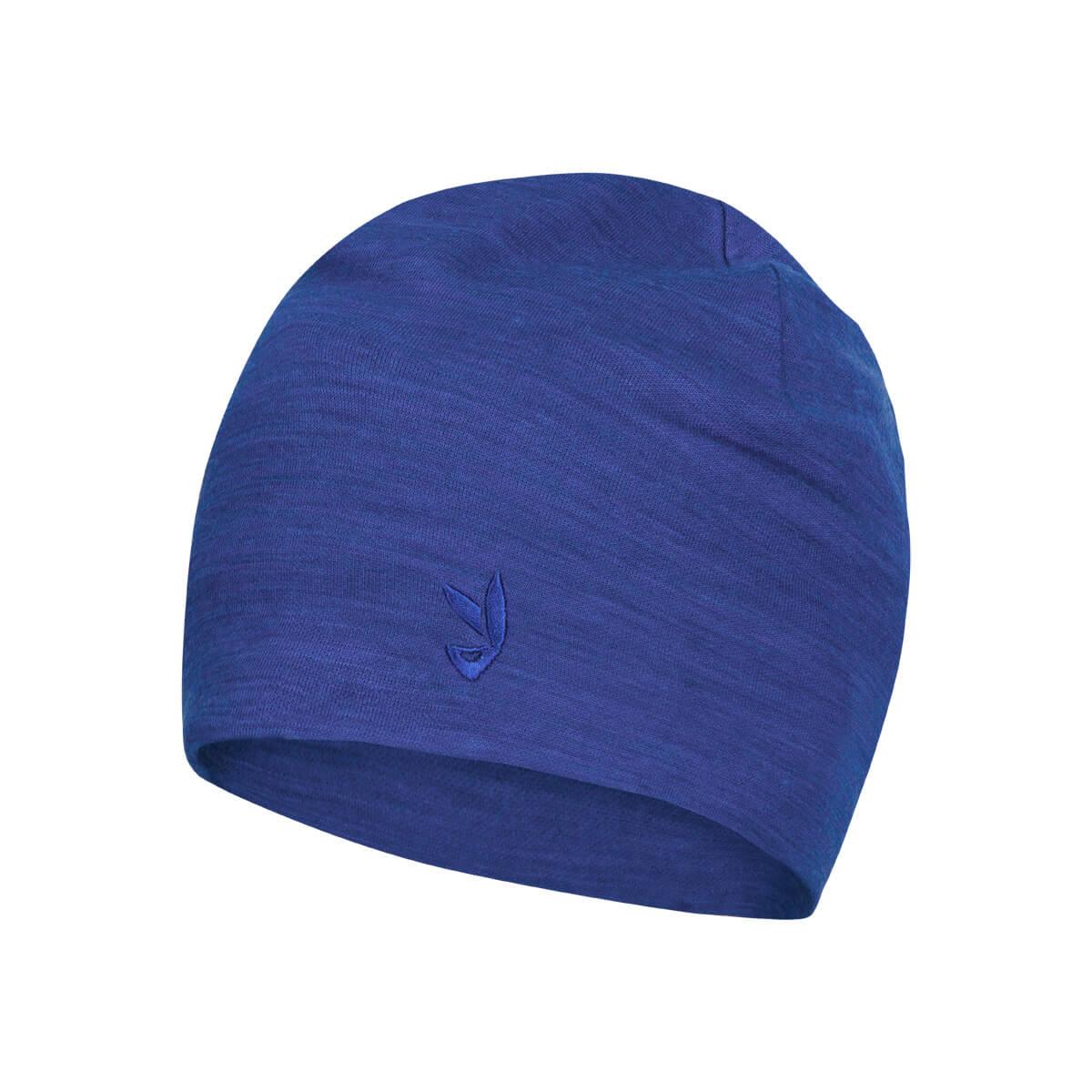 Detská čiapka Ikoo Kids Merino Beanie Ultramarine S
