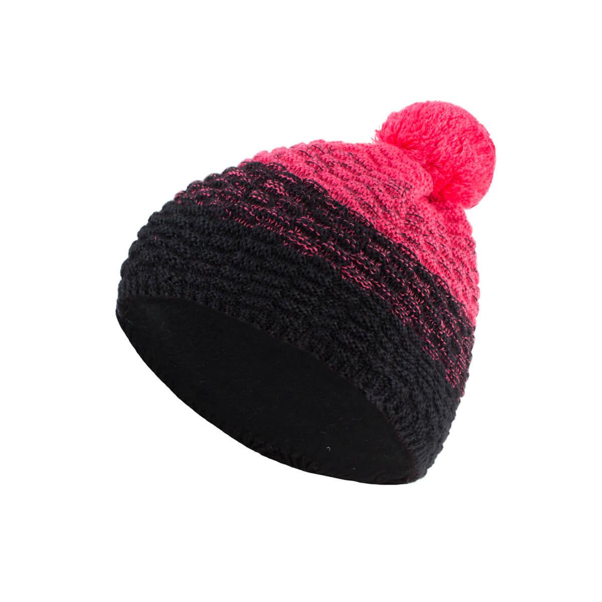 2a94e625d Detská čiapka Zajo Vera Kids Beanie ružová - veľkosť L