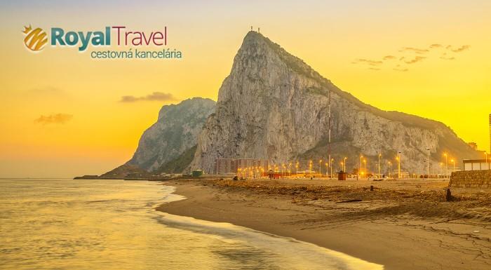 Zľava 39%: Vyrazte za temperamentnými dobrodružstvami do slnečnej Andalúzie a Gibraltáru. Nechajte sa uniesť vôňou tapas a sangrie, vášnivým flamencom a nádhernými pamiatkami na leteckom zájazde počas 4 dní.