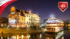 Poľsko: príjemný pobyt v Hoteli Tumski v centre mesta Vroclav s polpenziou - na výber aj zvýhodnený balíček so vstupom do ZOO!