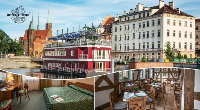 Pobyt v poľskom Vroclave - Hotel Tumski