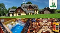 Pieniny: Návšteva Nestville parku s obedom a bohatým wellness vo Wellness & Spa Resorte**** Eland