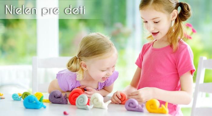 Plastelína Air Clay nielen pre deti